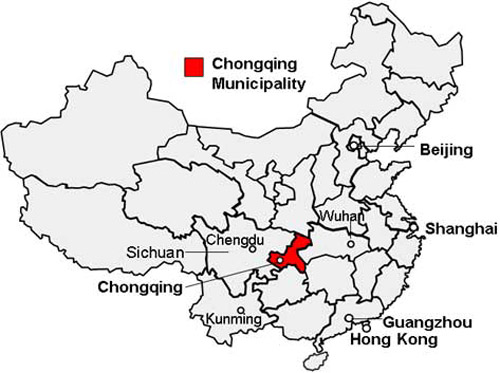 Chongqing, the Investment Hot Spot in China