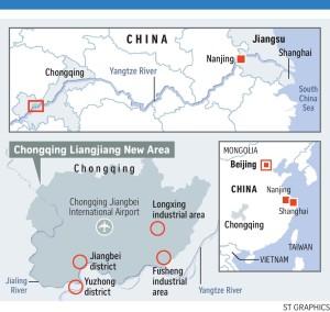 Liang Jiang Map
