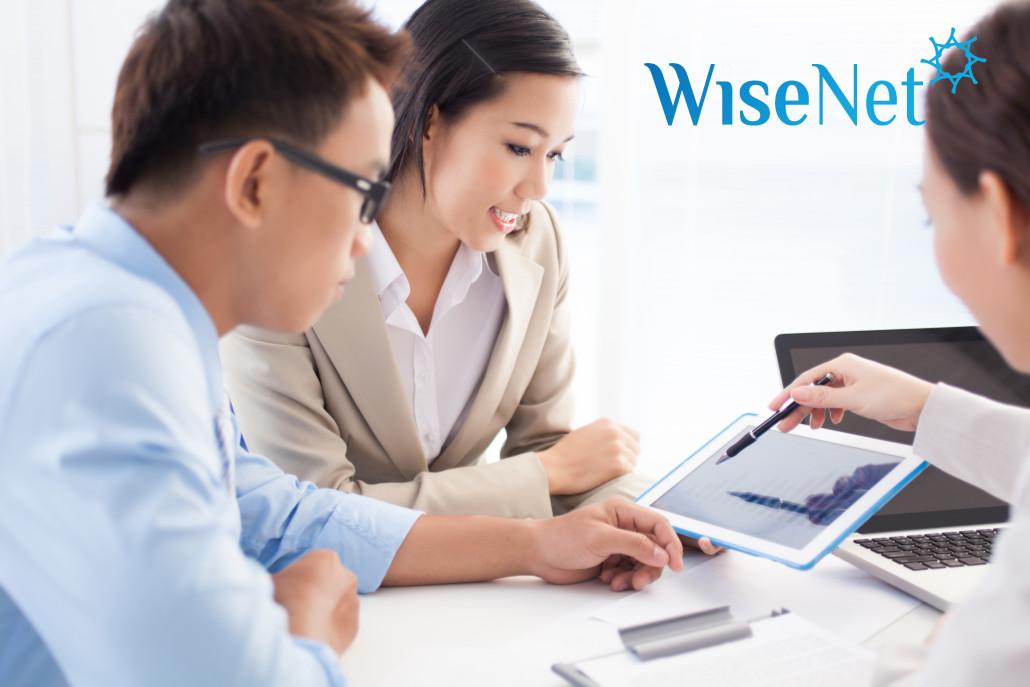 Wisenet team meeting