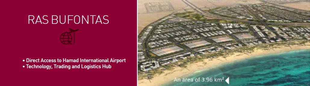 Qatar Free Zone Ras Bufontas